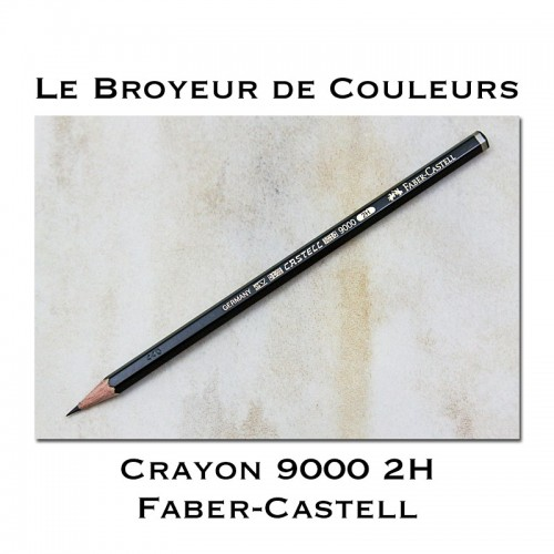 Crayon Faber-Castell 9000 2H