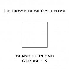 Blanc de Plomb (Céruse) - K