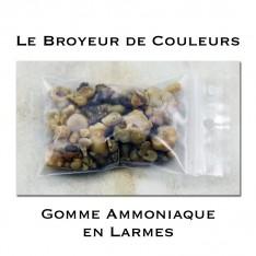 Gomme Ammoniaque en Larmes