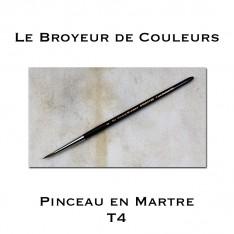 Pinceau en Martre - T4