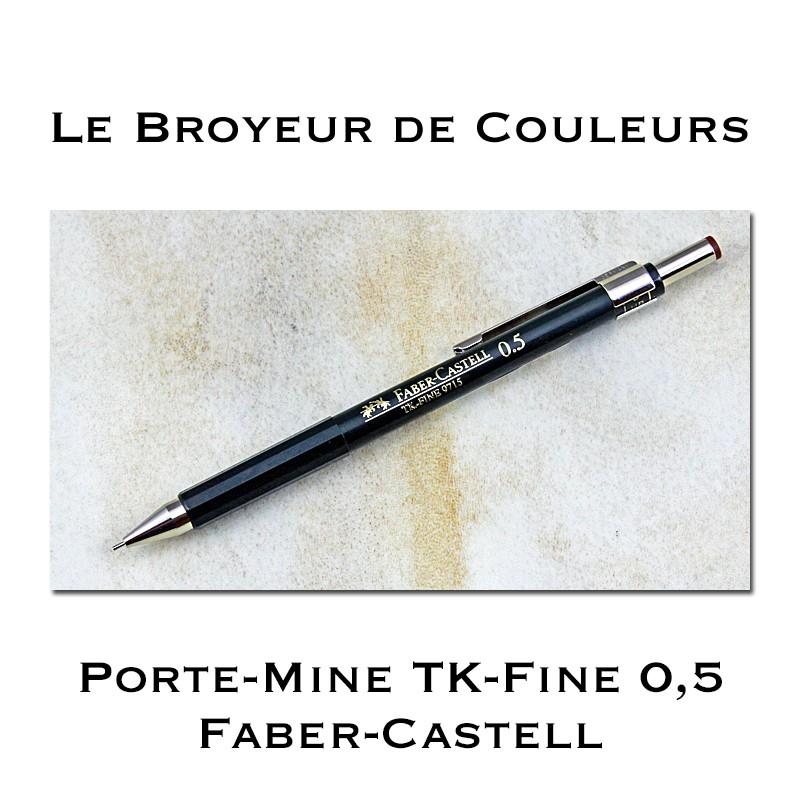 Mine FaberCastell TKFine - Porte mine faber castell