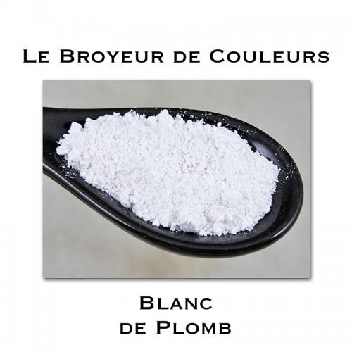 Pigment Blanc de Plomb