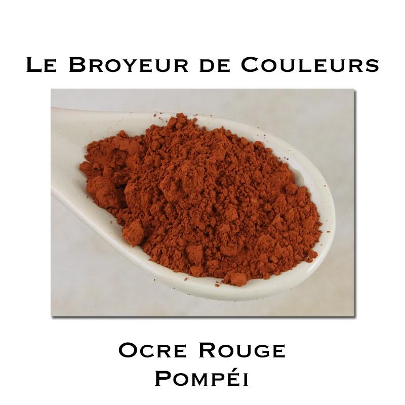 Pigment ocre rouge pomp i - Couleur ocre rouge ...