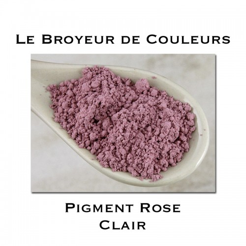 Pigment Rose Clair