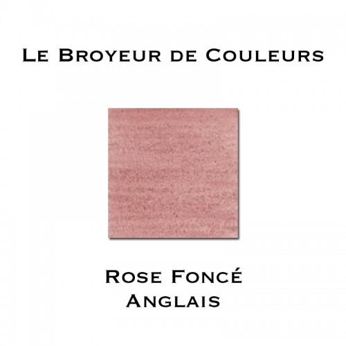 Rose Foncé  Anglais