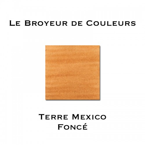 Terre Mexico Foncé