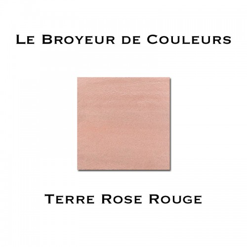 Terre Rose Rouge