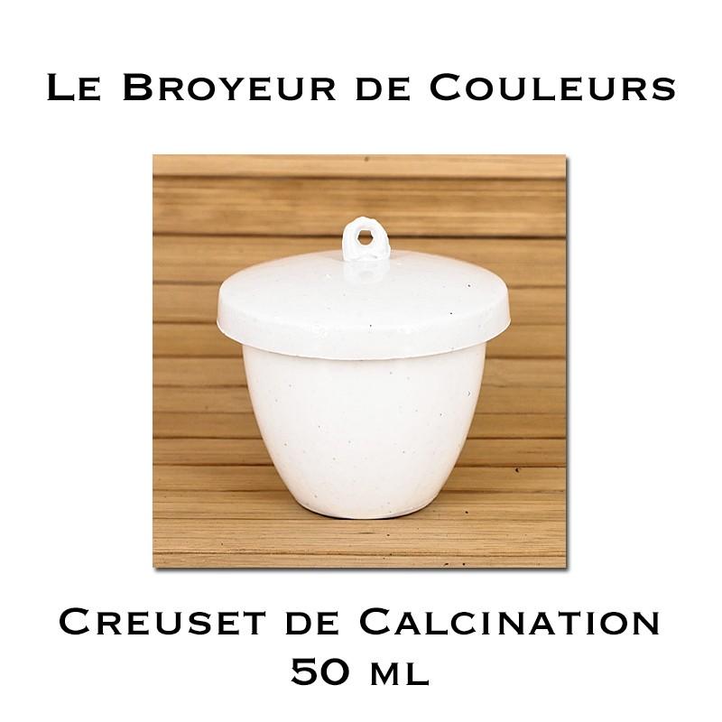 Creuset de Calcination 50 ml