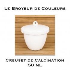 Creuset de Calcination 50 ml