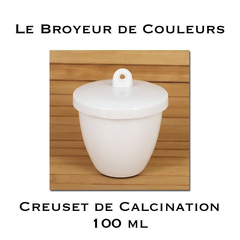 Creuset de Calcination 100 ml
