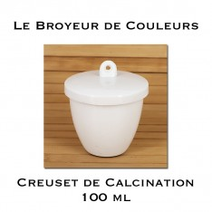 Creuset de Calcination 100 ml