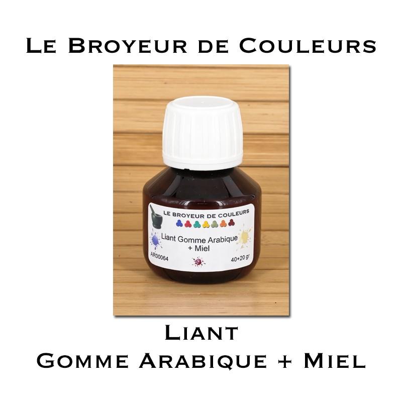 Liant Gomme Arabique + Miel 40 gr + 20 gr PROMO