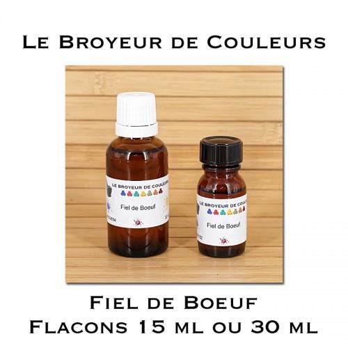 Fiel de Boeuf 15 ou 30 ml