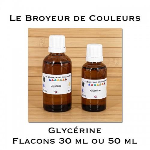 Glycérine 30 ou 50 ml