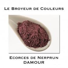 Pigment DAMOUR - Ecorces de Nerprun
