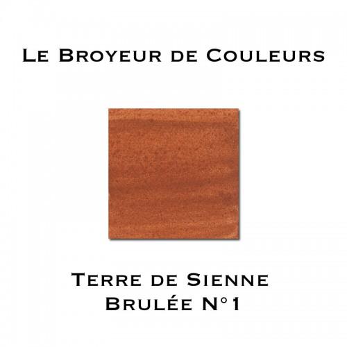 Terre de Sienne Brulée - N°1
