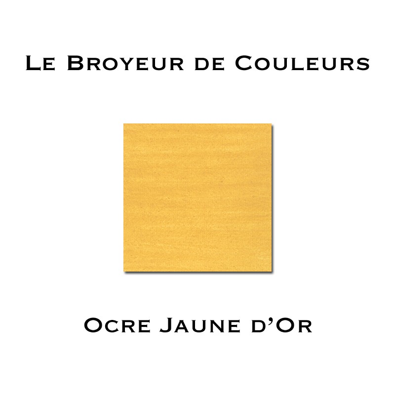 Ocre Jaune d'Or