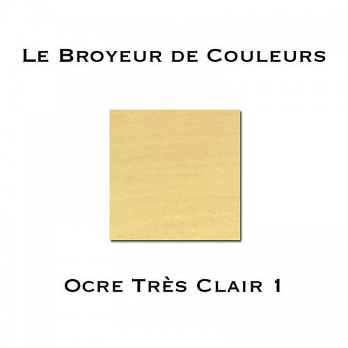 Ocre Très Clair N°1