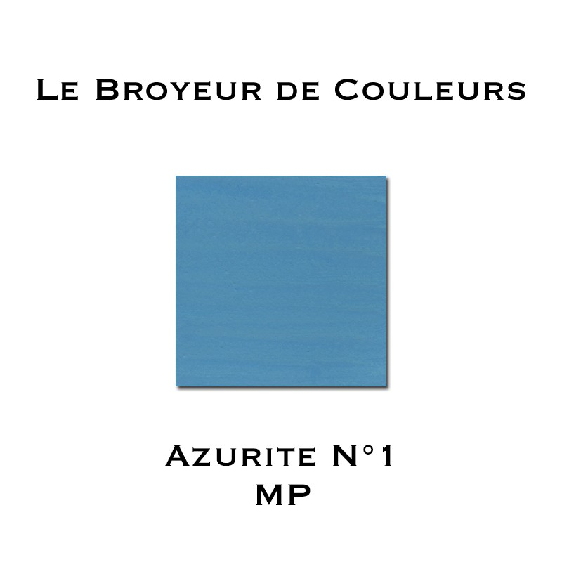 Azurite N°1 - MP