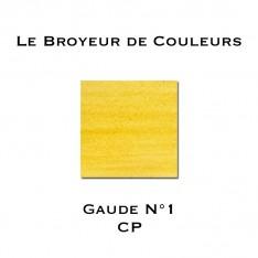 Gaude N°1 - CP