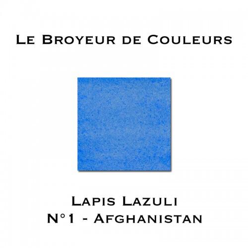 Lapis Lazuli N°1 - Afghanistan