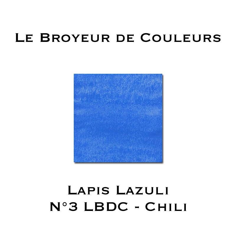 Lapis Lazuli N°3 - LBDC - Chili