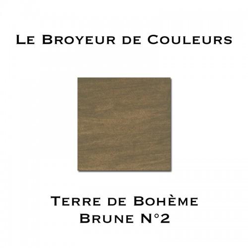 Terre de Bohème Brune N°2