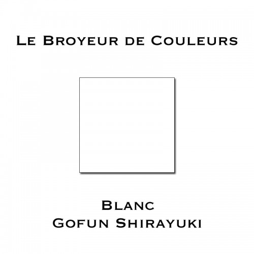 Blanc Gofun
