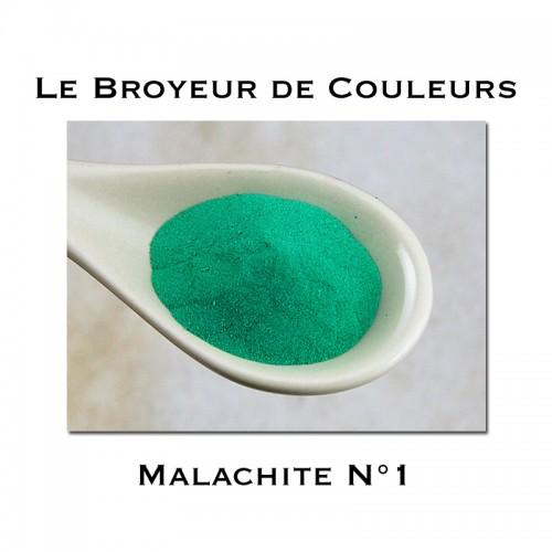 Pigment Malachite N°1