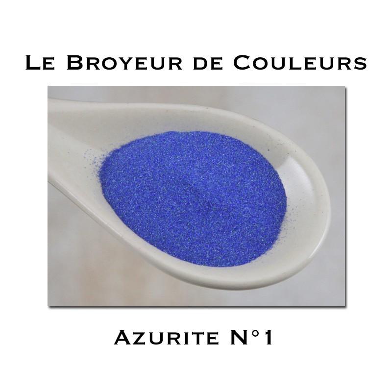 Pigment Azurite N°1 - MP