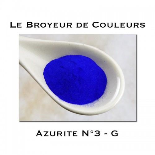 Pigment Azurite N°3 - G