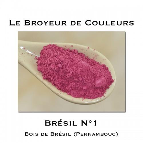 Pigment Brésil N°1 - CP