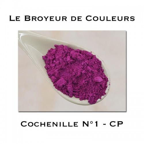 Pigment Cochenille N°1 - CP