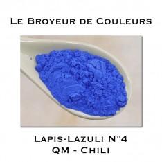 Pigment Lapis Lazuli N°4 - QM - Chili