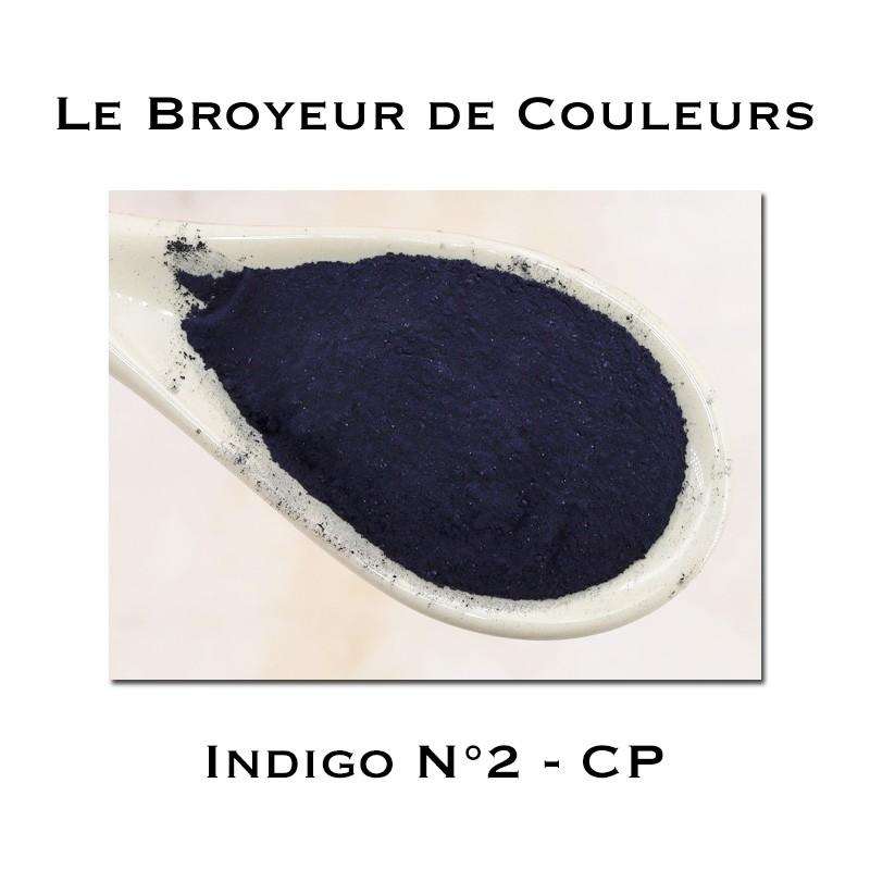 Pigment Indigo N°2 - CP