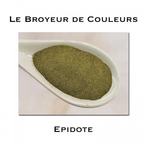 Pigment Epidote