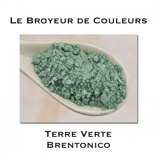 Pigment Terre Verte Brentonico