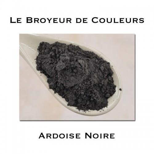 Pigment Ardoise Noire