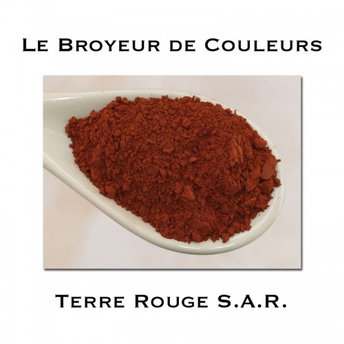 Pigment Terre Rouge S.A.R.
