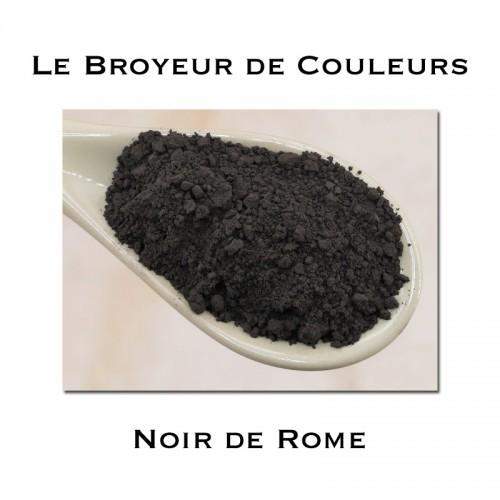 Pigment Noir de rome