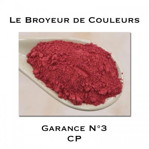 Pigment Garance N°3 - CP