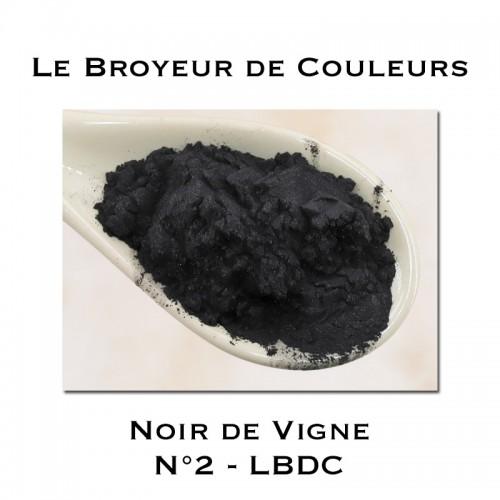 Pigment Noir de Vigne N°2 - LBDC