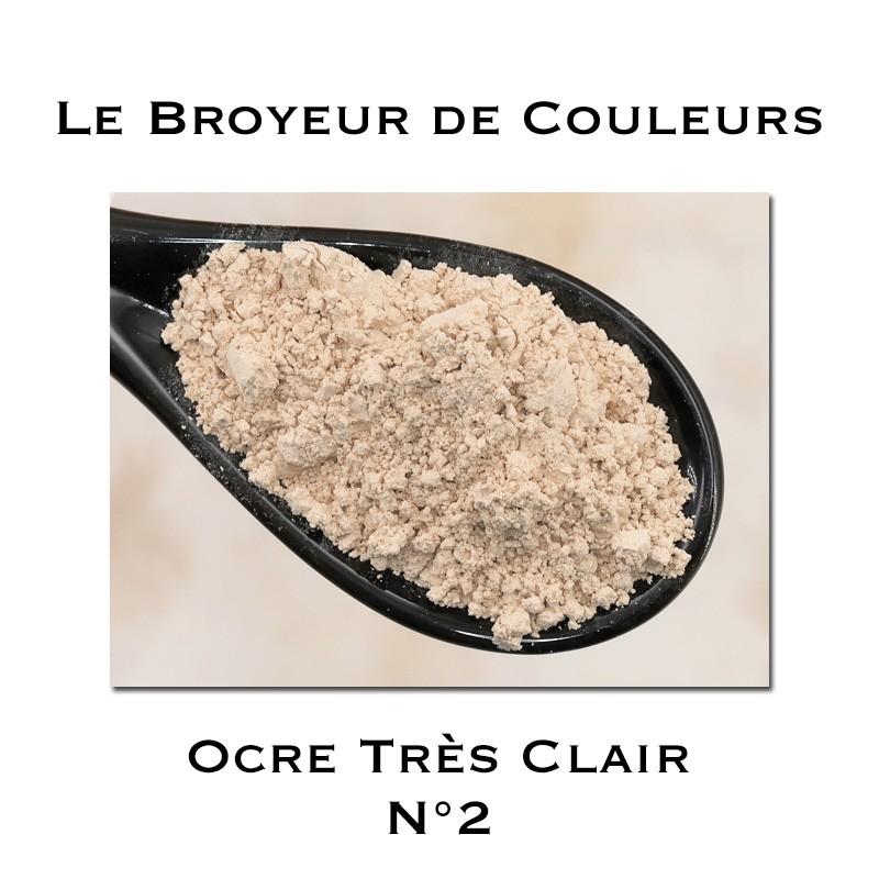 Pigment Ocre Très Clair N°2