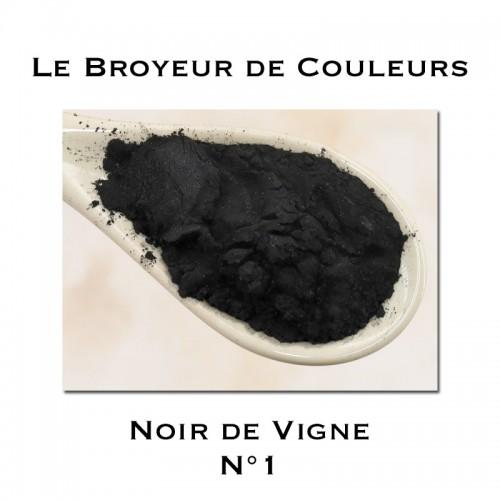 Pigment Noir de Vigne N°1