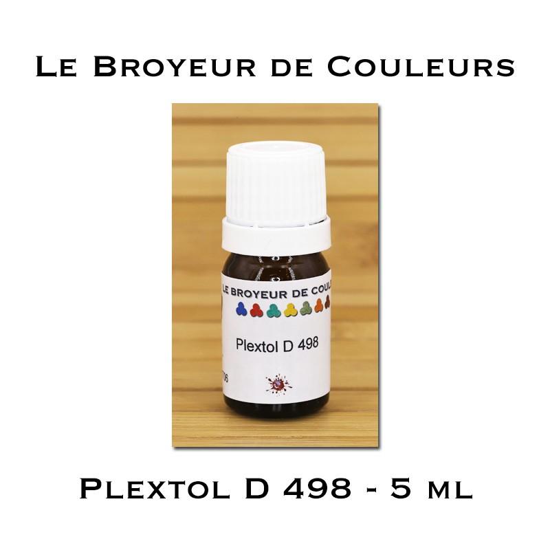 Liant Plextol D 498 - 5 ml
