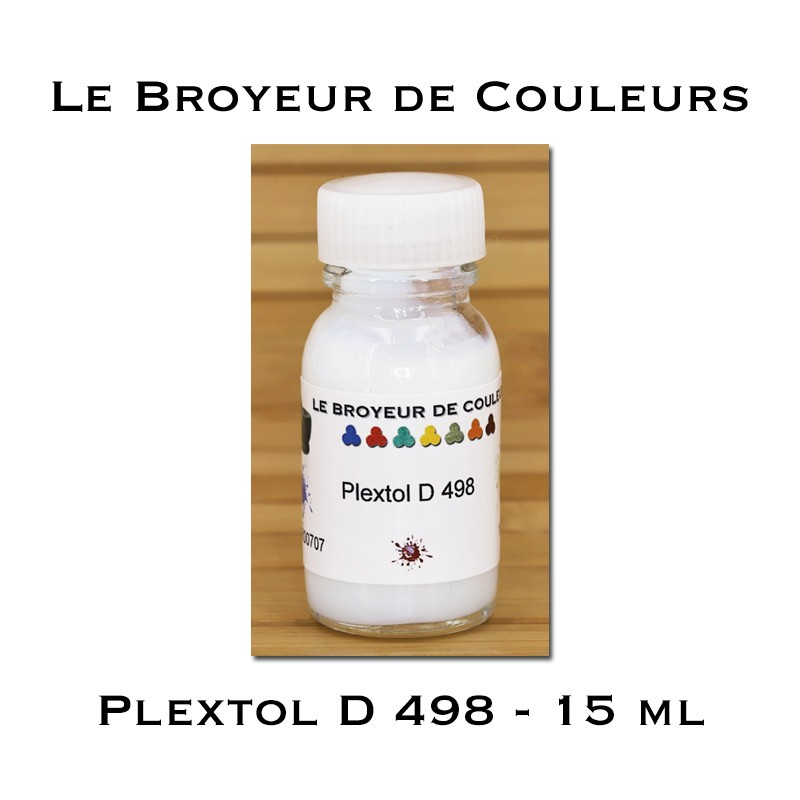 Liant Plextol D 498 - 15 ml