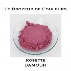 Pigment DAMOUR - Rosette Damour Extra