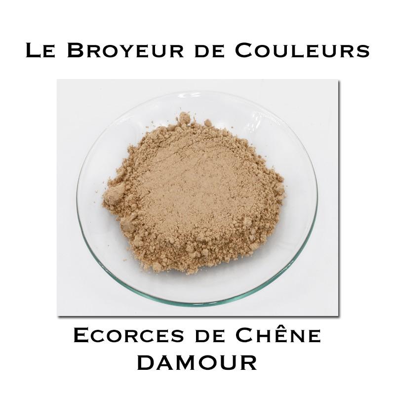 Pigment DAMOUR - Ecorces de Chêne