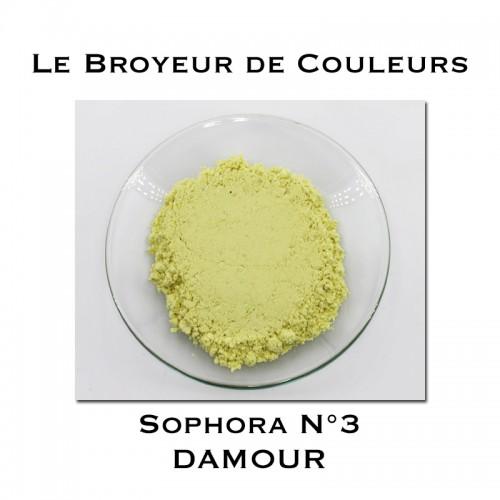 Pigment DAMOUR - Sophora N°3