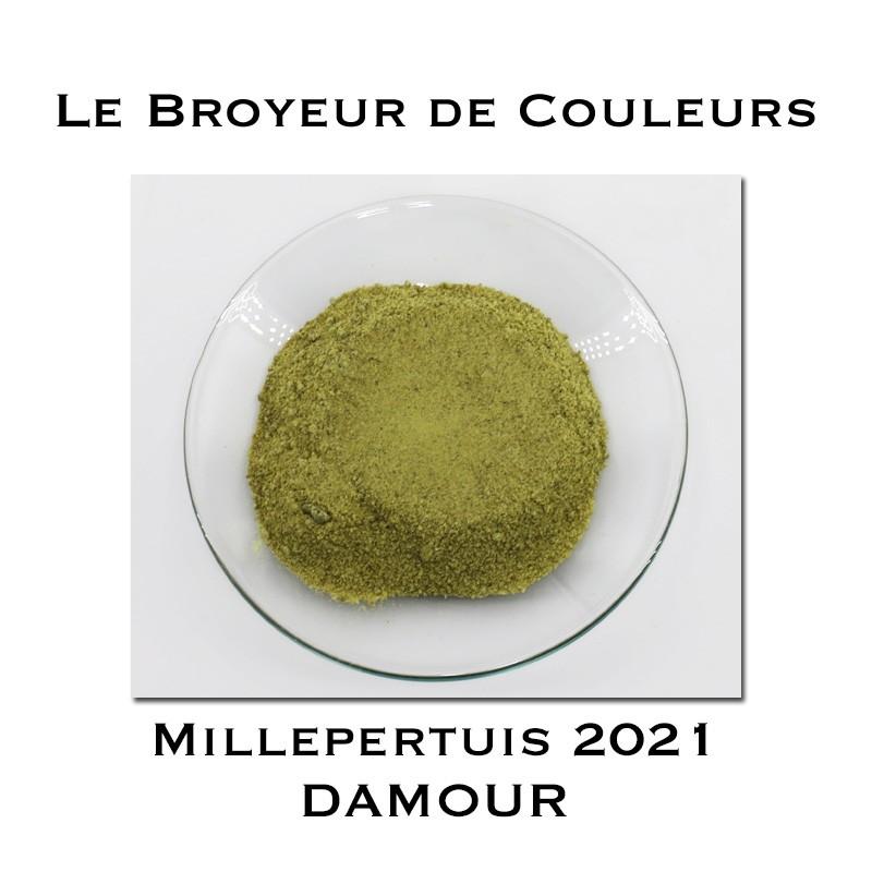 Pigment DAMOUR - Millepertuis 2021